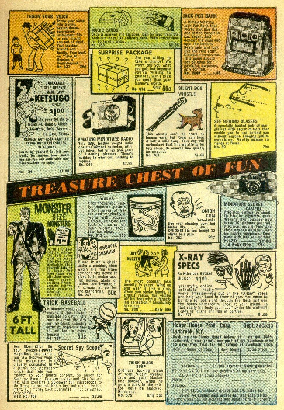Strange Adventures (1950) issue 193 - Page 33