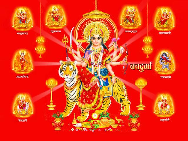 Best Maa Durga Nav- Durga  Wallpaper