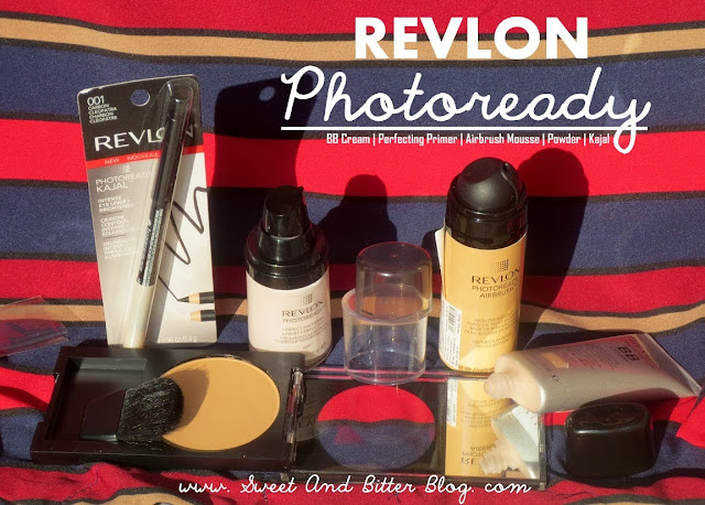 Revlon Photoready BB Primer Airbrush Powder Kajal India Review