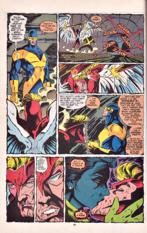 Read online Uncanny X-Men (1963) comic -  Issue # _Annual 16 - 42