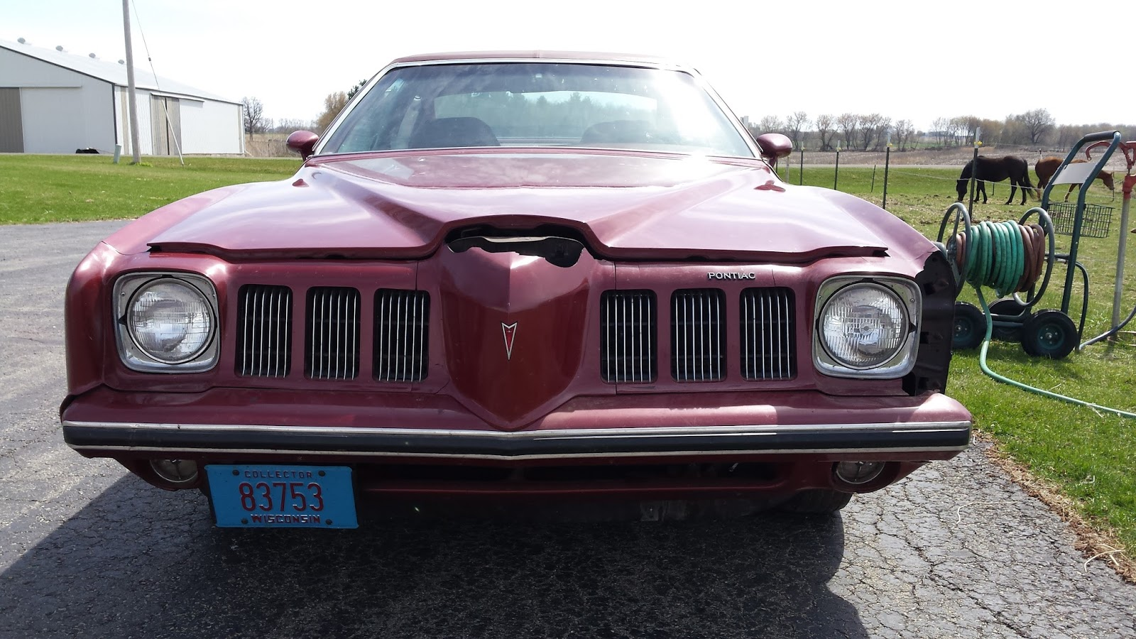 Driven Restorations: 1973 Pontiac 400 Built for HP and Fun!