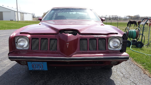 1973 Pontiac 400 Built for HP and Fun!