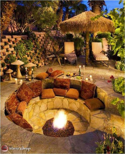 Outdoor Fire Pit 9