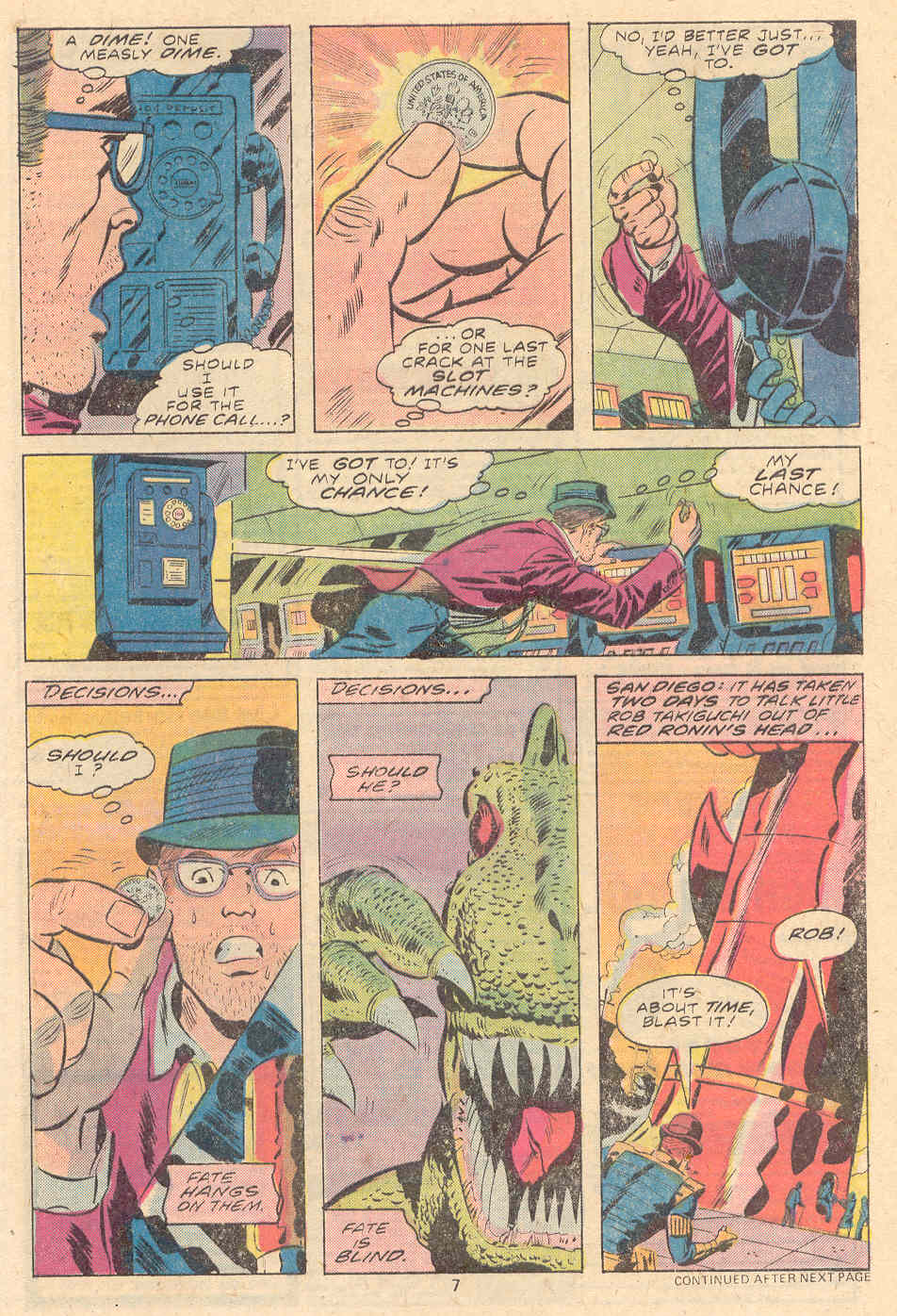Godzilla (1977) Issue #9 #9 - English 6
