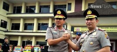 Polda Banten Berjanji Akan Terus Memburu Pelaku Yang Telah Menyewa Gudang Pil PCC di Lebak