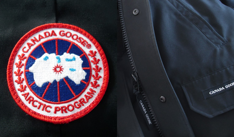Canada Goose Logo Fake Vs Real Canada Goose Jackets