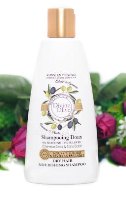 Champú nutritivo Divine Olive