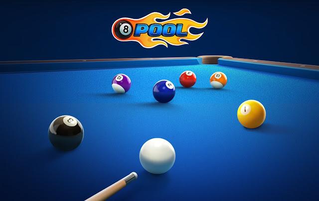تحميل لعبة 8 Ball Pool كاملة مهكرة للاندرويد اخر تحديث