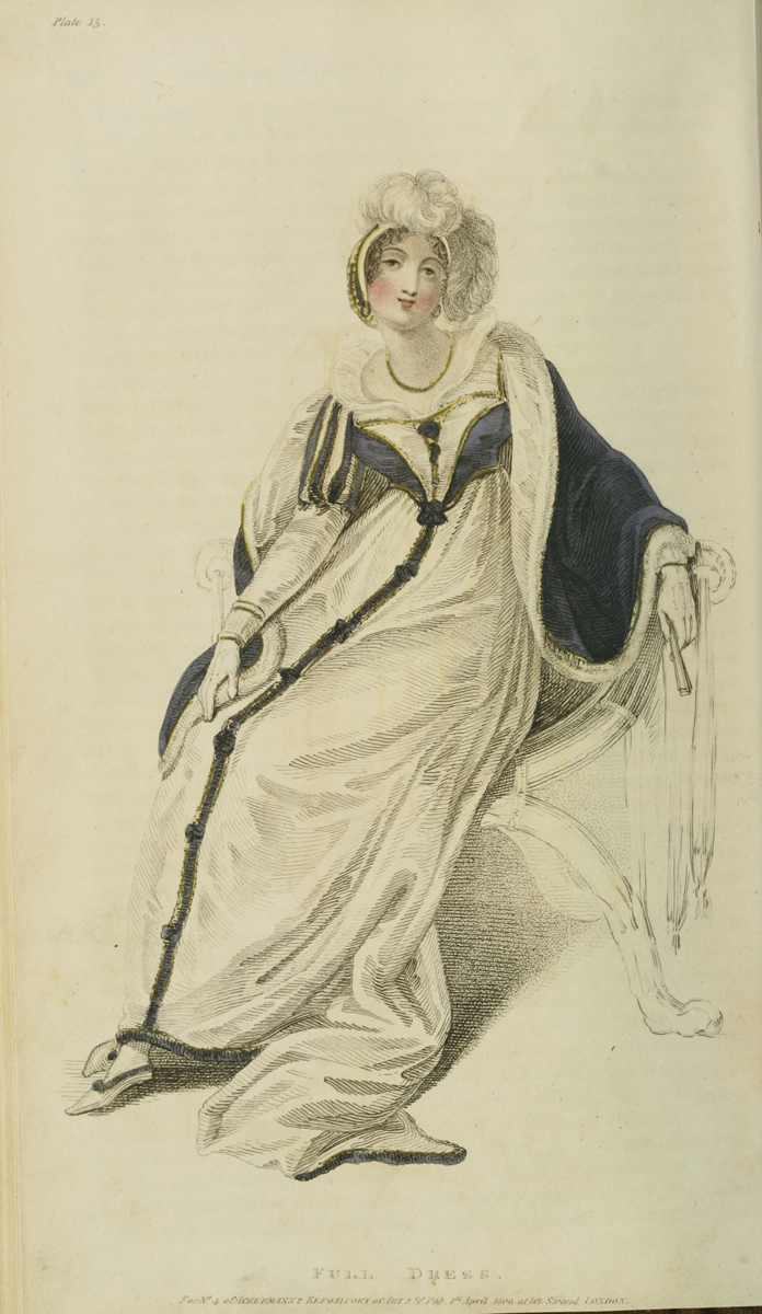 EKDuncan - My Fanciful Muse: Regency Era Fashions ...