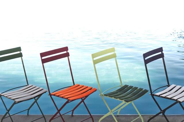 sedie colorate unopiu