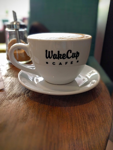 WakeCup! Coffee in Warsaw, Poland