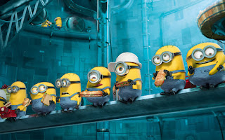 Minions Burger King Eating HD Wallpapers