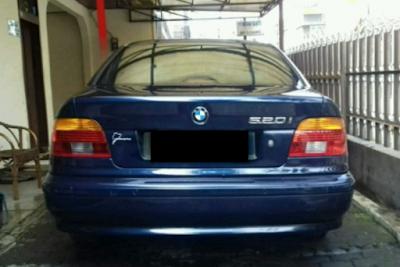 Eksterior BMW E39 Facelift