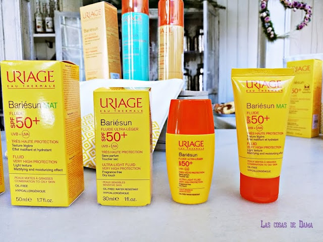 Bariésun Uriage sunprotect SPF50farmacia dermocosmetica laboratorio