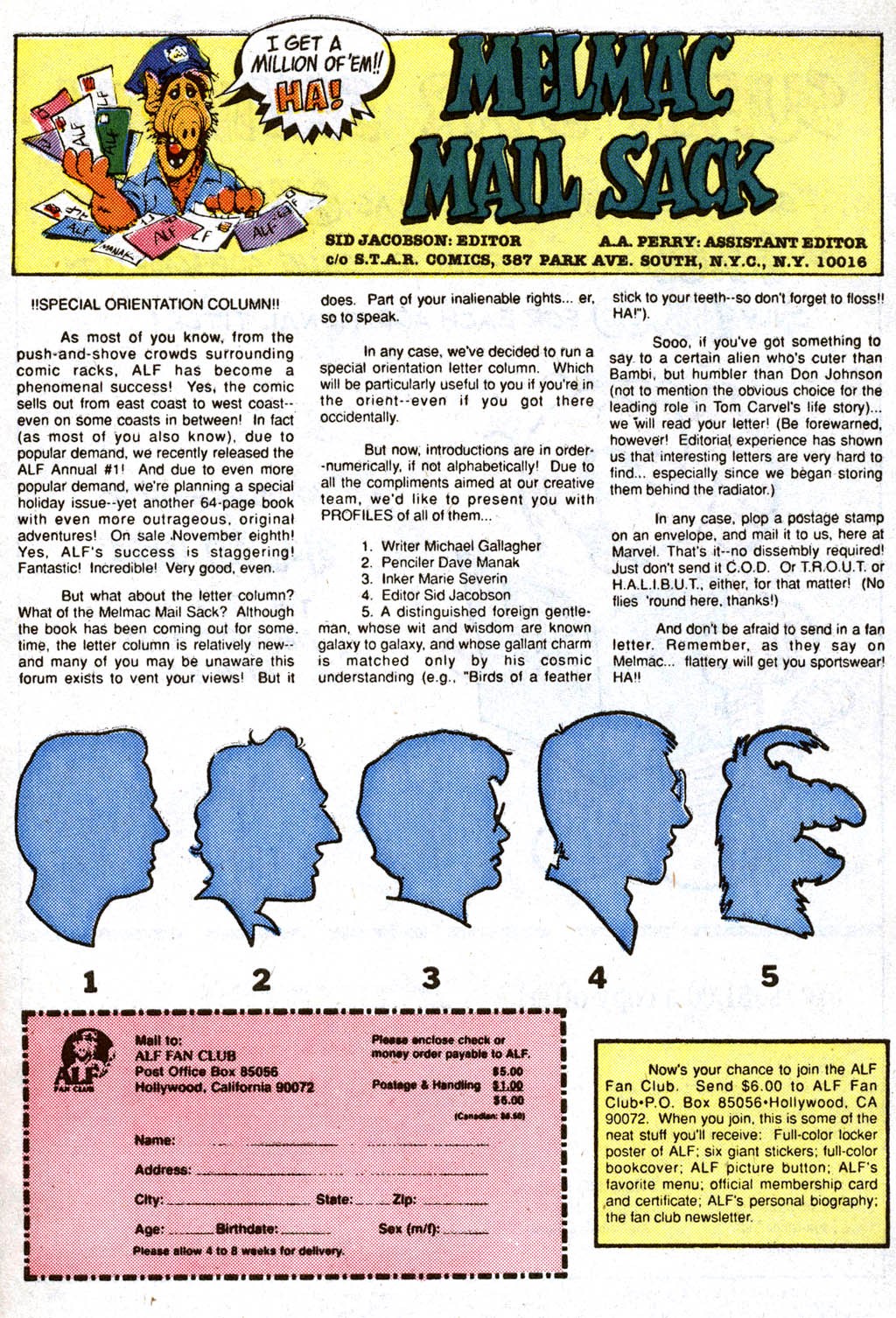Read online ALF comic -  Issue #11 - 24