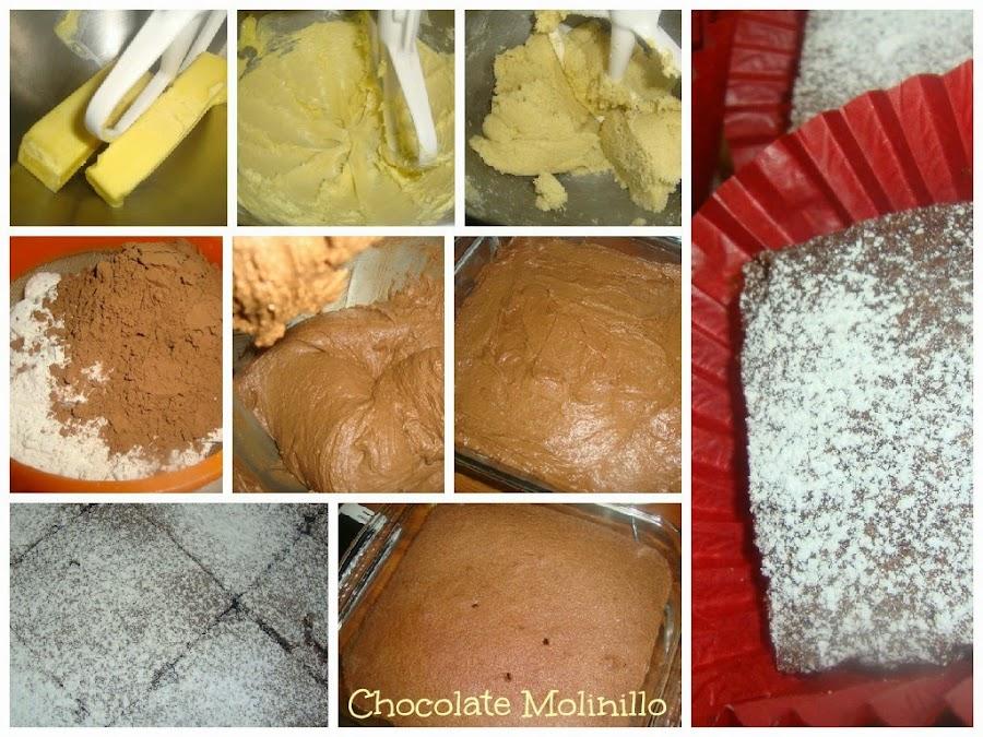 Brownies procedimiento