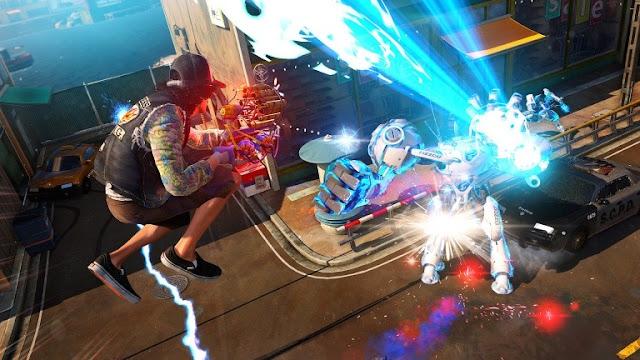 لعبة Sunset Overdrive 2 تحتاج لناشر لكي ترى النور مستقبلا !