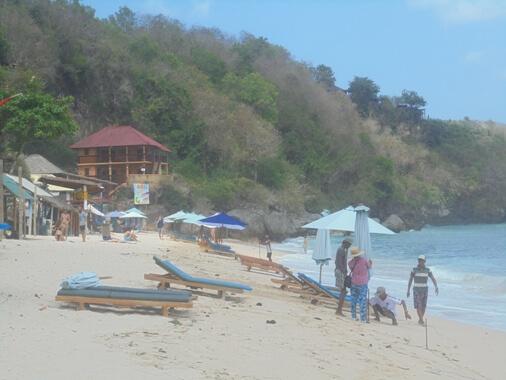 Padang Padang Original Beach Bali, Padangpadang Labuan Sait, Labuan Sait Beach Bali