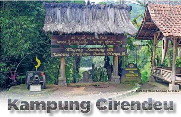 Budaya Masyarakat Kampung Cirendeu Jawa Barat