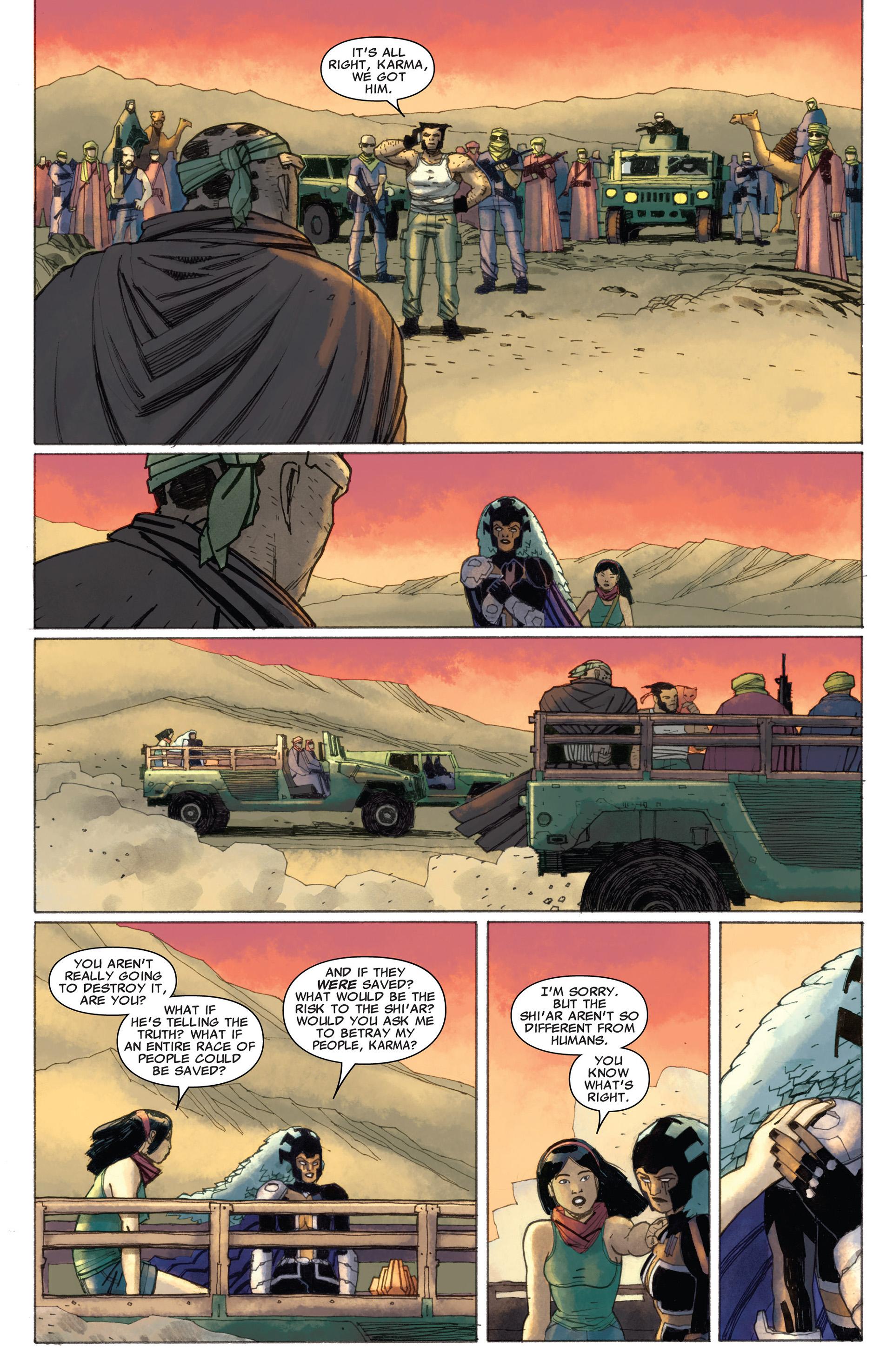 Read online Astonishing X-Men (2004) comic -  Issue #58 - 14