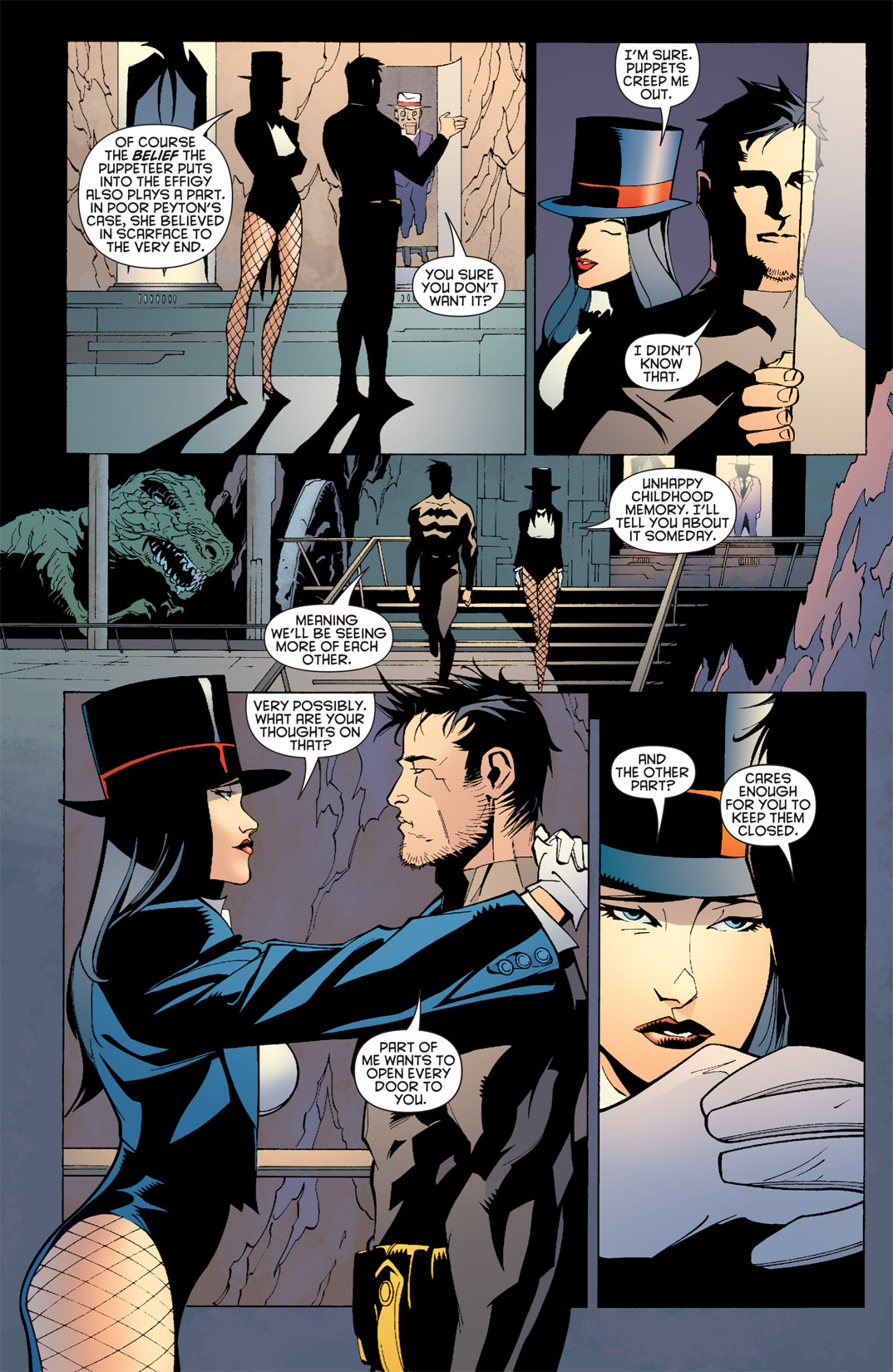 Detective Comics (1937) 844 Page 21