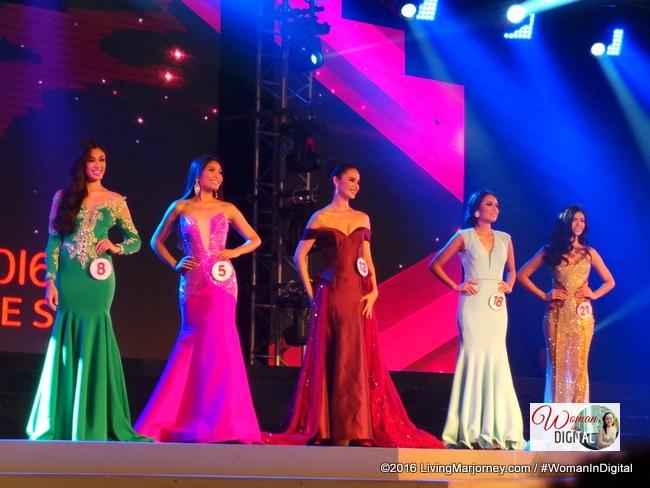 Miss World Philippines 2016 Top 5