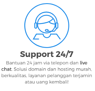 Customer Support Niagahoster