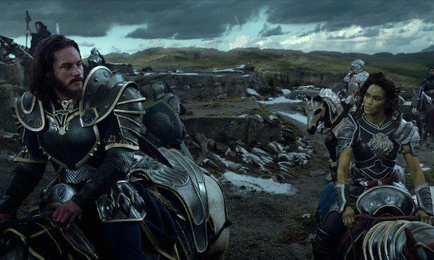 Crítica de 'Warcraft: El origen': Una partida en pantalla grande