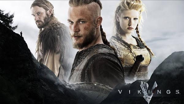 Νέο trailer για το Vikings ~ οι  υπερβόρειοι   Έλληνες  του  ϟϟ Δια! ϟϟ