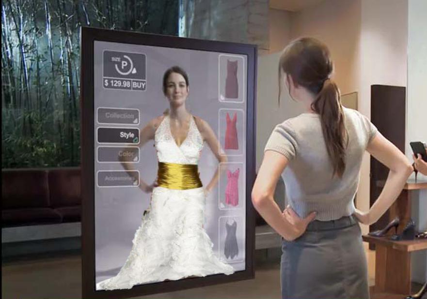 Primera prueba de vestido de novia