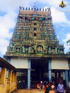 Thirukadaiyur temple history