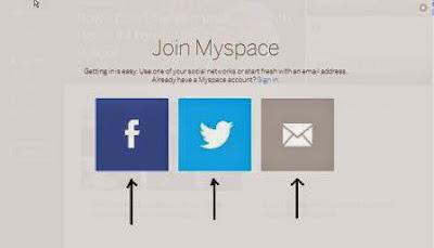Akun MySpace