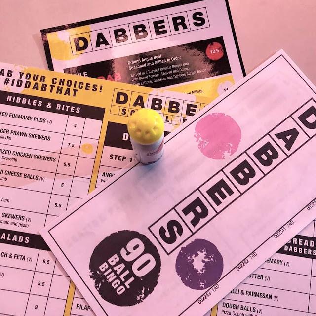 dabbers bingo london