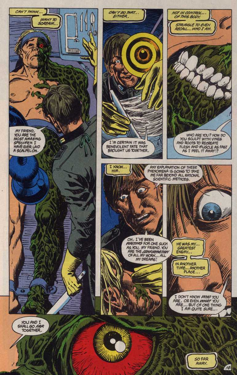 Swamp Thing (1982) Issue #83 #91 - English 14