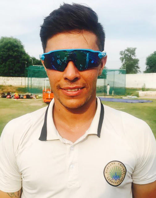 Rahul Dalal made double century in the Pataudi Trophy