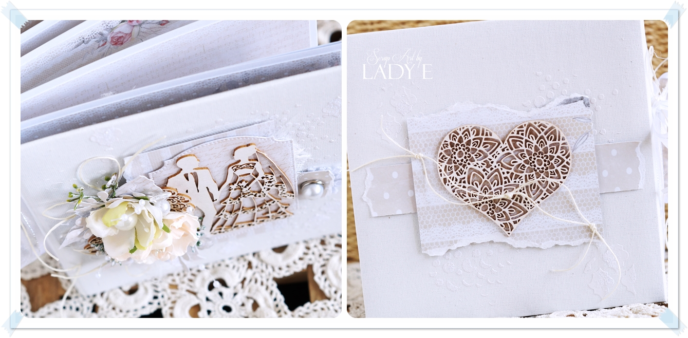 A Perfect Wedding Gift: Scrap And Craft: Perfect Wedding Gift