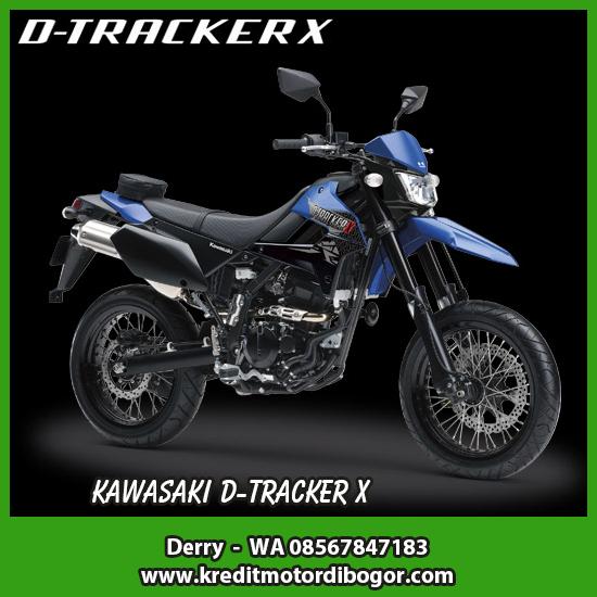 Kredit Motor Kawasaki D-Tracker X di Bogor