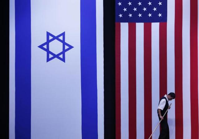 israel dan amerika