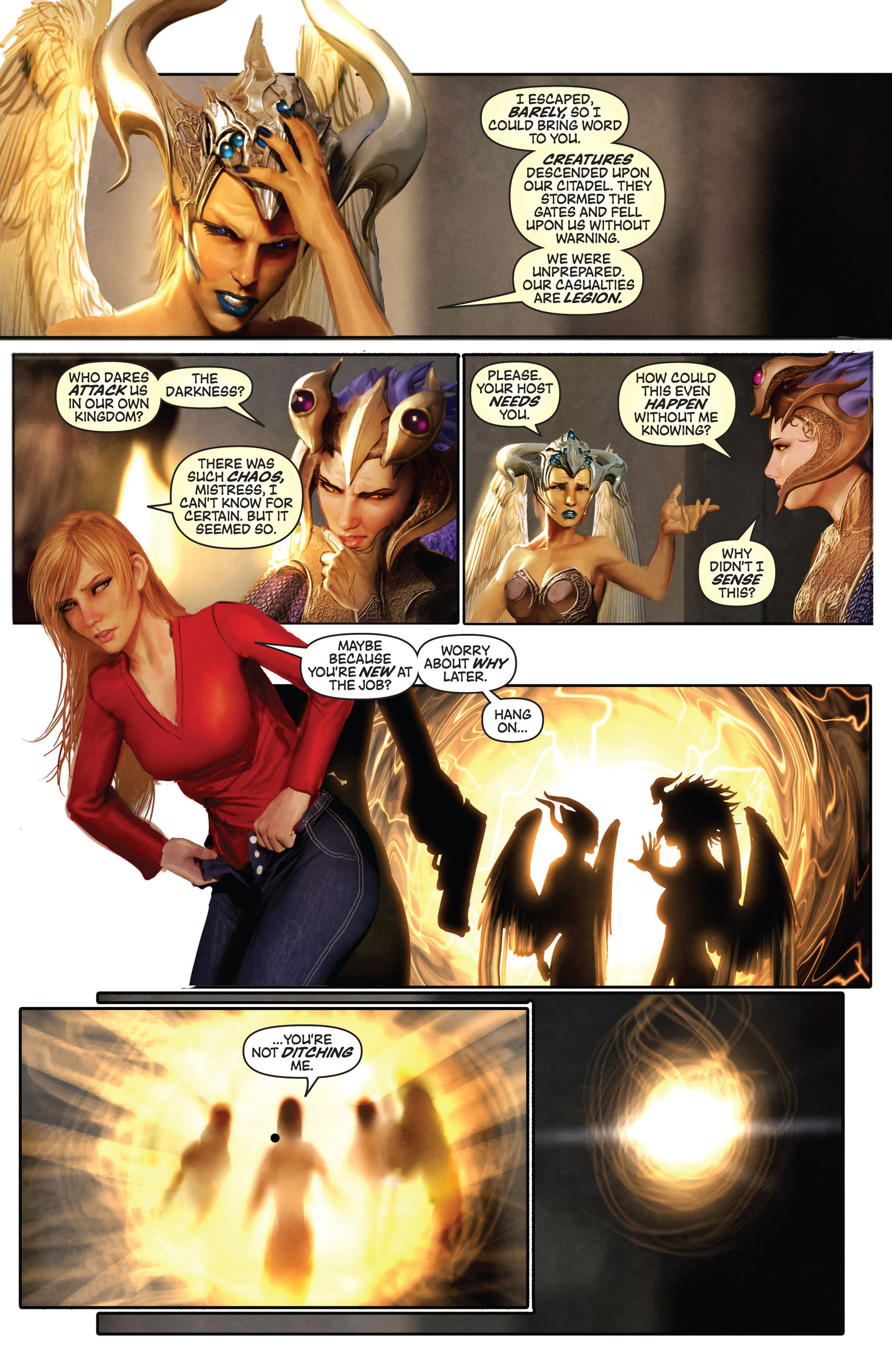 Read online Artifacts comic -  Issue #24 - 10