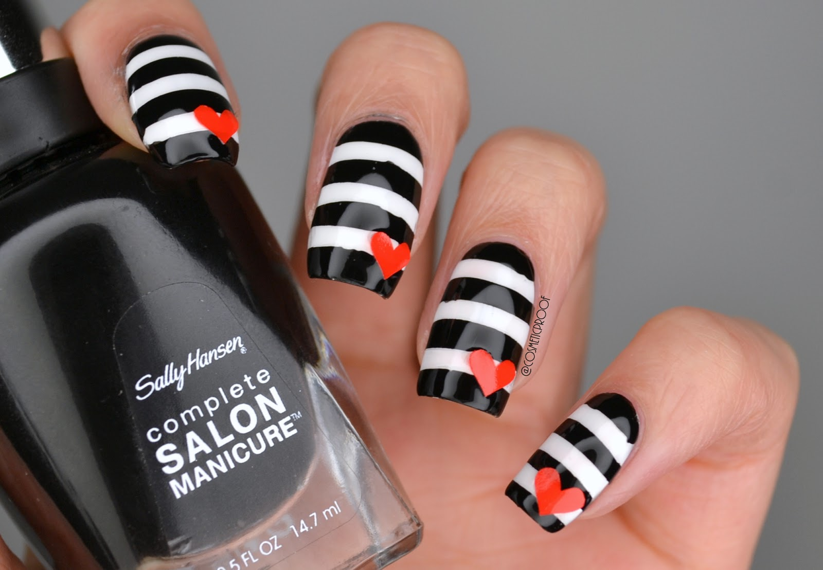 Nails I Love Sephora Manimonday Cosmetic Proof Vancouver