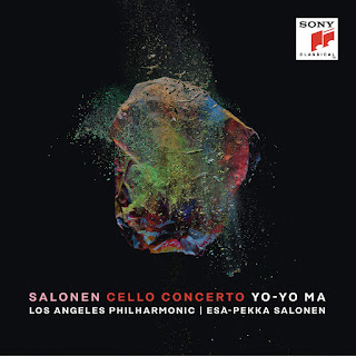 Esa-Pekka Salonen - Cello Concerto - Sony Classical