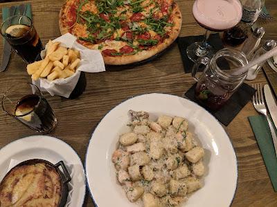 czarcia lapa lublin restaurant polish gnocchi