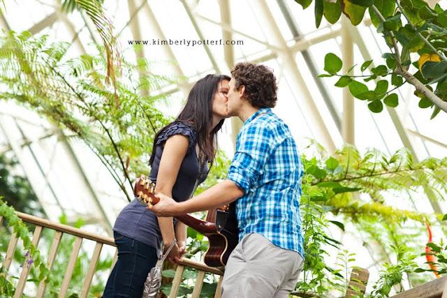 Matt + Shannon - Proposal at Franklin Park! 10