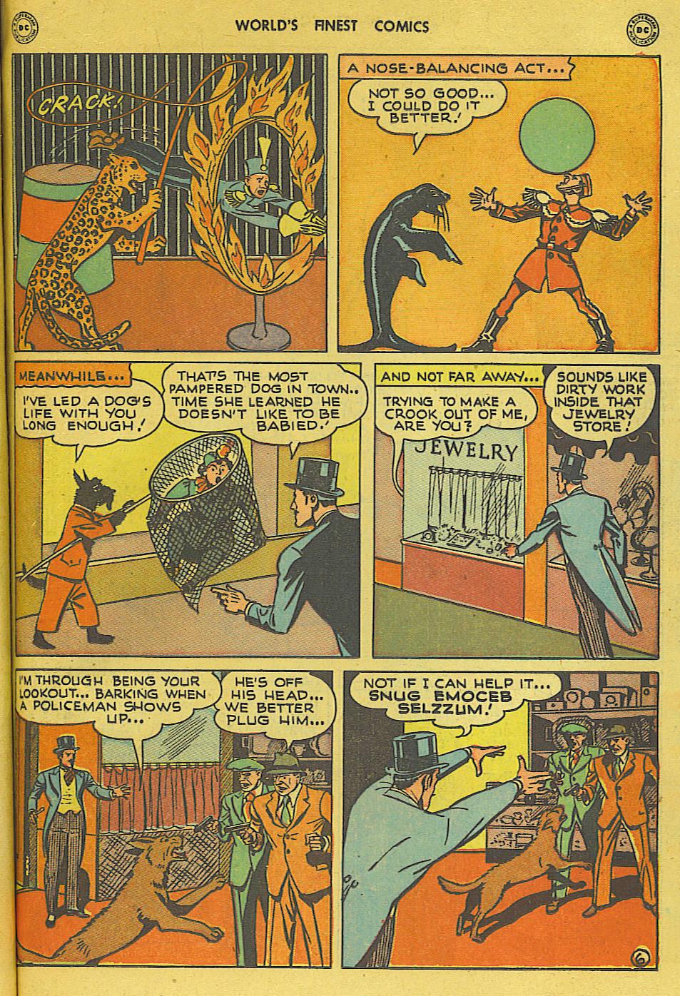 Read online World's Finest Comics comic -  Issue #34 - 59