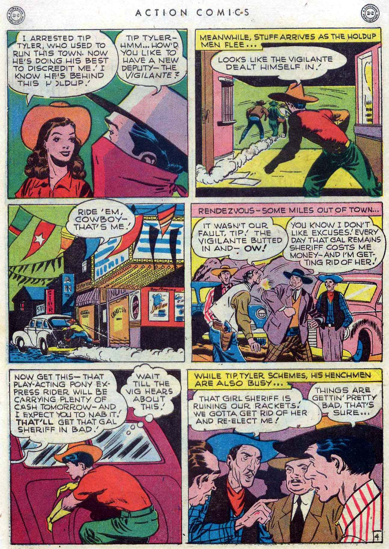 Read online Action Comics (1938) comic -  Issue #110 - 32
