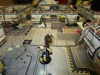 Star Wars Battle (System Sci-Fi Terrain) Report