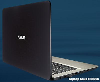 laptop asus 5 jutaan core i3 x302la