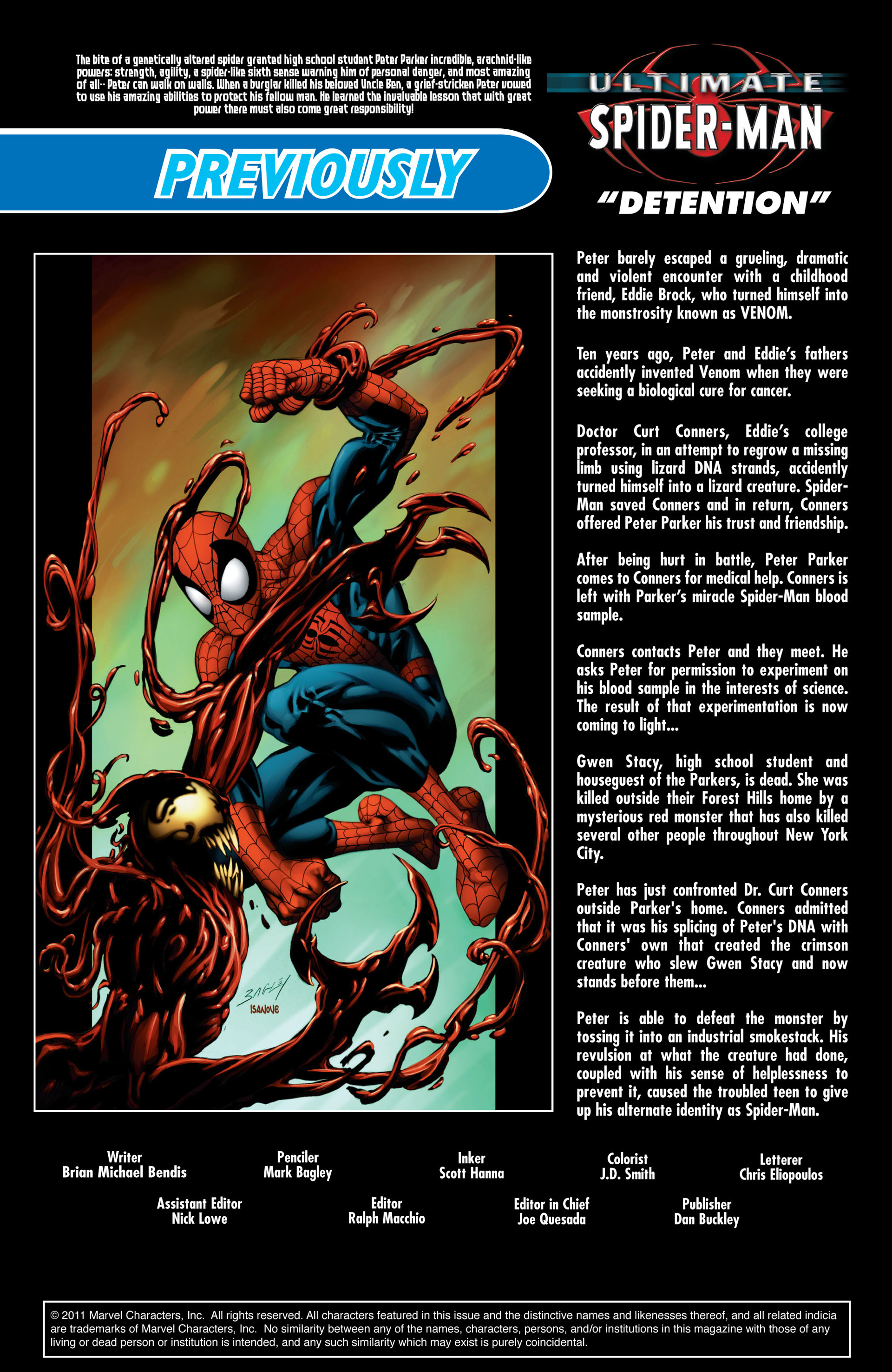 Read online Ultimate Spider-Man (2000) comic -  Issue #65 - 2