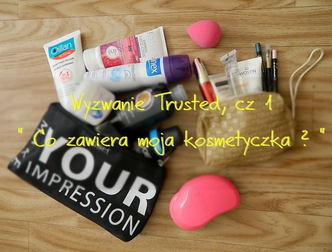 kosmetyczka trusted wyzwanie