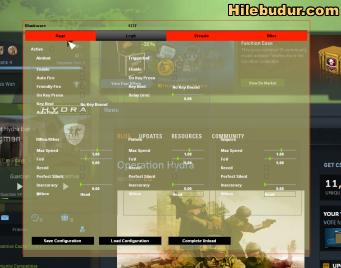 Counter Strike GO 05.06.2017 Blankware Aimbot,ESP DLL Menu Hack